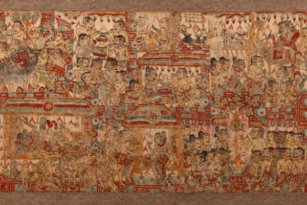 The Depiction of Ritual in Balinese Painting of the Nineteenth and early Twentieth Centuries