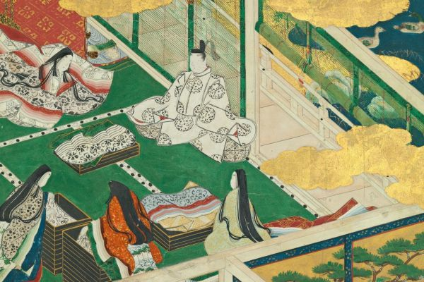 <p>The &quot;Tale of Genji&quot;</p>